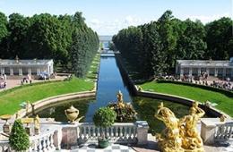 Тур в Санкт-Петербург: лето 2013
