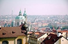 Выходные в Праге